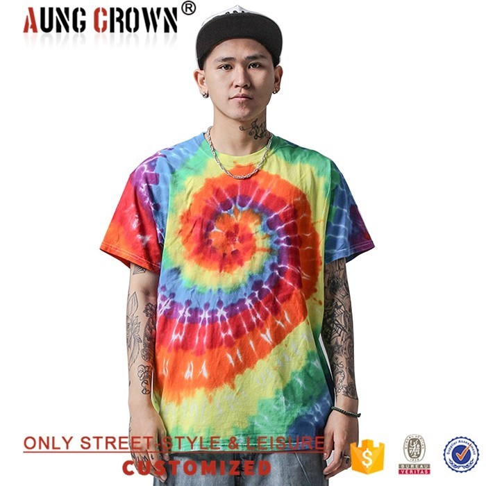 Low Moq Colorful Unisex T Shirts With Fashion Design For Men And Women