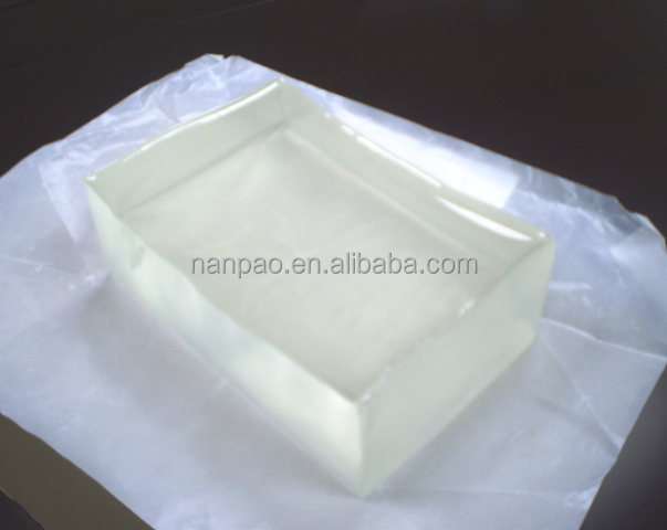 Baby diaper raw materials hot melt glue