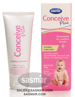 Fertility safe personal lubricant, Conceive Plus 30 ml tube - Fertility Personal Lubricant gel