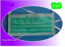 HuBei XianTao disposable nonwoven 3ply face mask