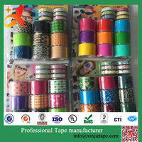 XJ-TAPE strong adhesive custom printed duct tape premium grade cloth tape