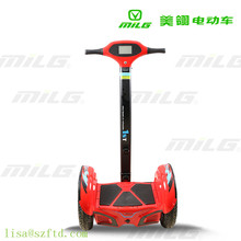 2017 hot sale 350W 15 inch 2 wheel electric scooter for sand beach