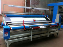 Cloth Inspection Rolling Machine/Weighting and gauging Function