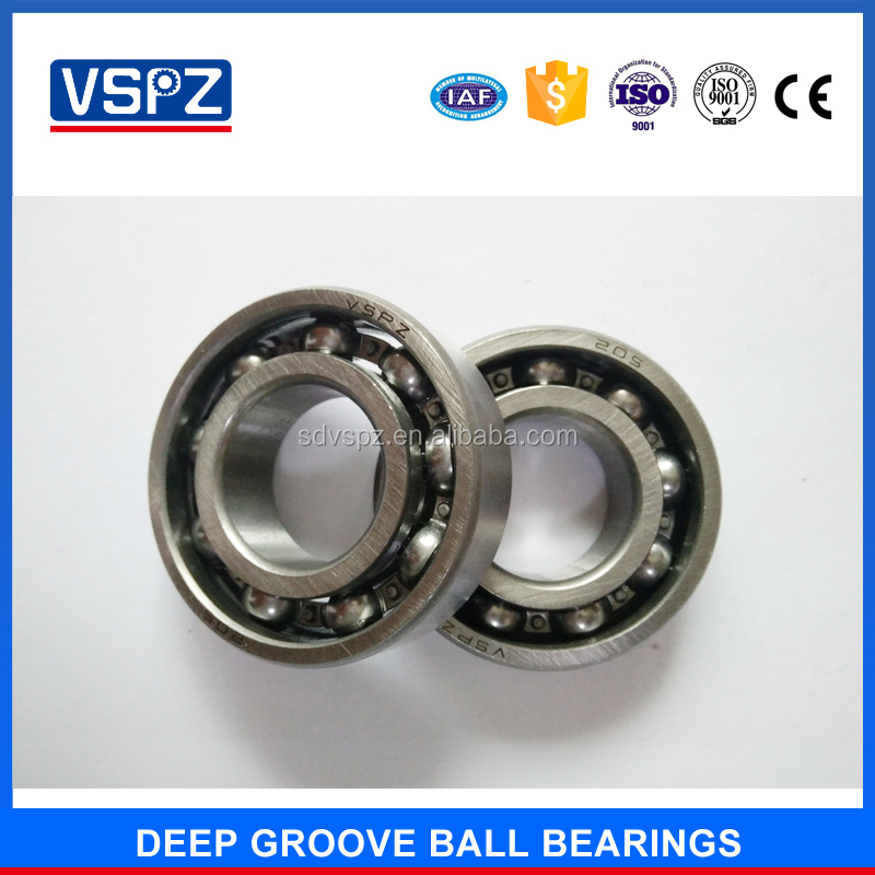 Deep Groove Ball Bearing 308 ,6308,60308, 80308, 180308, 160308 sizes 40*90*23 mm from China supplier