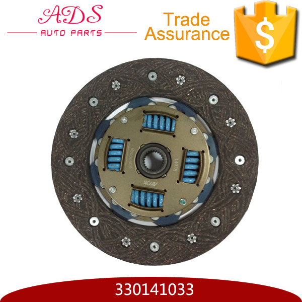 China factory supply top quality clutch facing disc assy for Sontana 3000 with OEM:330141033