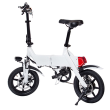 "14"" 16"" 20"" Fat Electric Titanium Mountain Folding Rechargeable Motor Complete Bike"