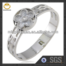 2014 New Design Fashion Jewelry good quality stainless steel power band bracelet