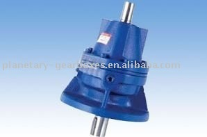 Vertical Two Shaft Type Planetary Gearbox