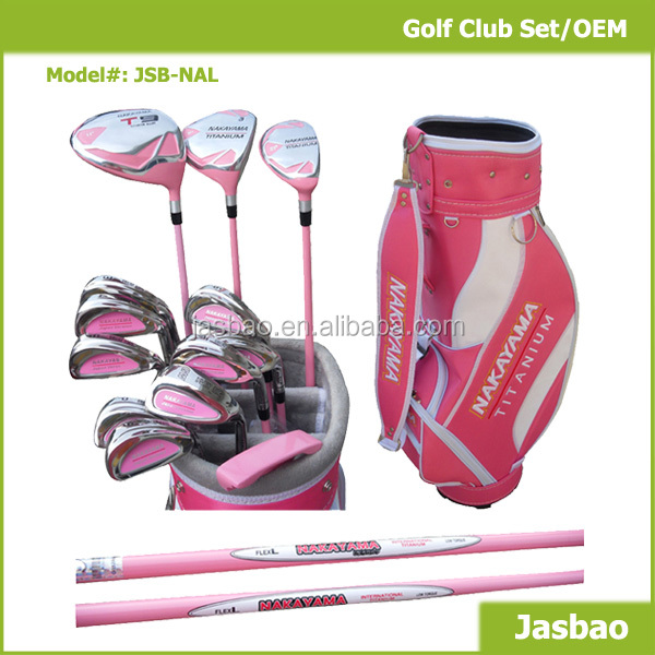 Cheap Finished Golf Club Sets for Ladies