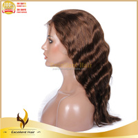 Fashion Trend Cheap Doll Peruvian Glueless Kinky Straight Human Hair Full Lace Wig