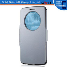 Metal Hard Flip Cover Case For LG G3