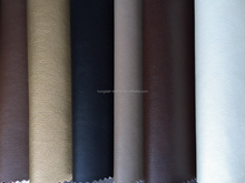 Fashion artificial leather raw material used for sofa&furniture Zhejiang China