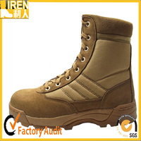 2014 classical low prices cheap rubber boots army boots military boots