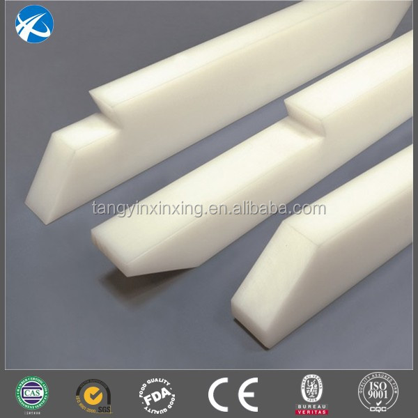 UHMW Abrasion Resisting Parts Engineering Plastic PE Irregular Parts