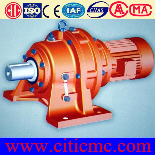 Lifelong provided various kinds of cylindrical Worm gear reducer