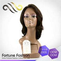 100% Warranty Bright And Smooth Yak Integration Natural Human Hair Wig 4*4 glueless silk Top