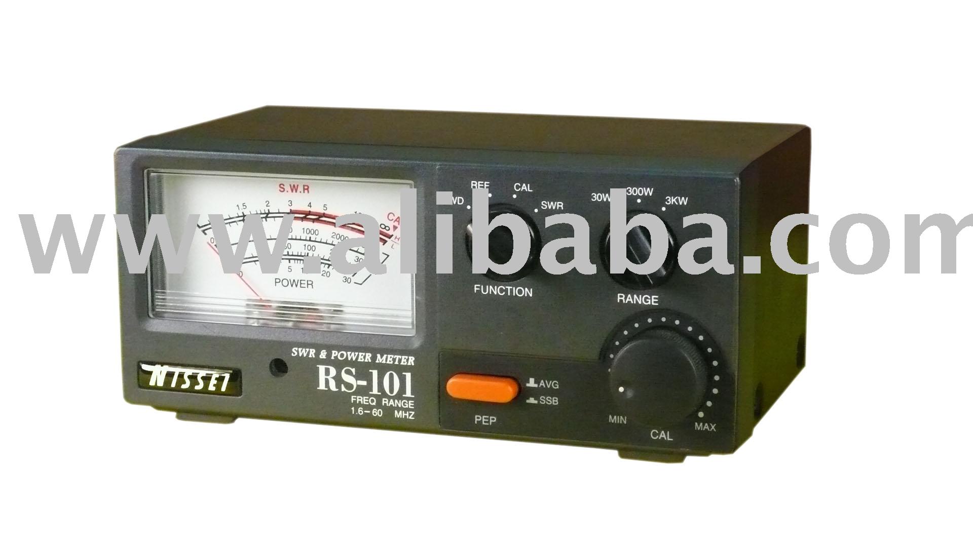инструкция по эксплуатации ксв-метра nissei rs-101