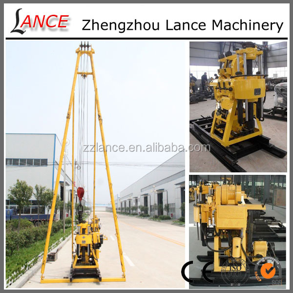 factory hand water well drilling equipment for sale