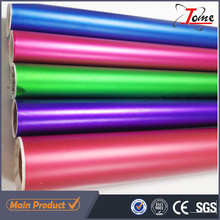 car wrapping vinyl roll for changing cars body color, printing car color changing vinyl sticker