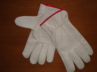 Labor cowskin &Safety protection&Welding protection gloves