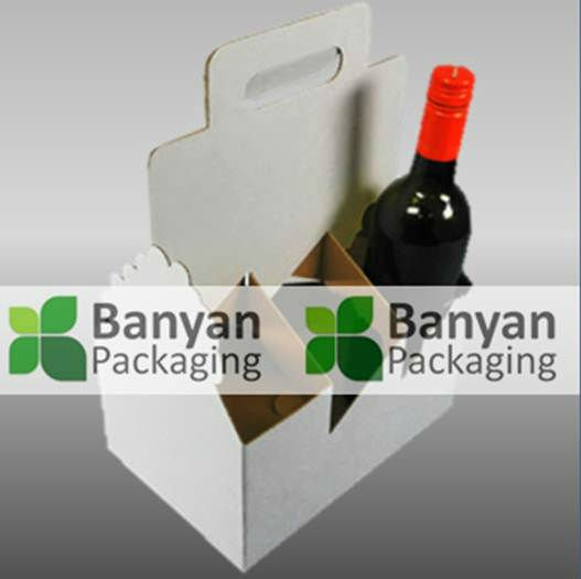 High quality printed wine box