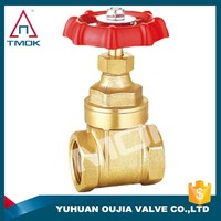 top quality manufacture prolong BSP thread stem russian gost gate valve