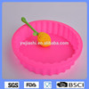 CHINA FACTORY silicone round cake moulds/silicone big cake baking pan