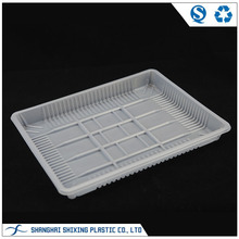Thermoformed Tray PP Plastic Disposable Frozen Food Tray