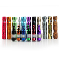 ego vaporizer variable voltage Kamry X6 1300mah rechargeable battery with stable quality starter kit