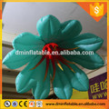 2018 Factory direct sale new fashion ceiling decoration advertising inflatable lighting flower
