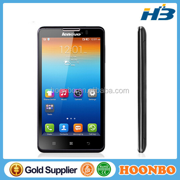 Hot Lenovo P780 android 3g mobile phone 5 inch MTK6589 Quad Cores 1GB 8GB Android 4.2 android phone