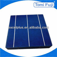 0.5v A grade high efficiency best price per watt pv silicon solar cell for europe
