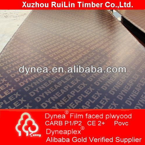 high quality rotary die board Chinese shuttering plywood