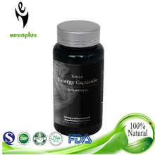 Customized Natural Diet MEN Sex Maca Energy Pill