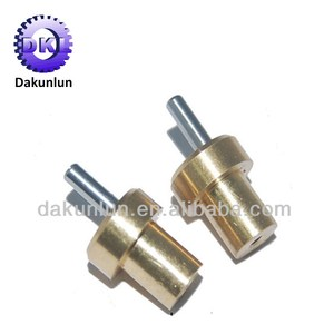 OEM CNC Machining Brass Eccentric Shaft Of Mechanical Parts