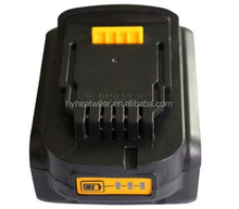 Customized Capacity 14.4V 3.0Ah Replaceable Li-ion Battery for DEWALT Power Tools