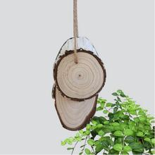 home hanging natural decoration driftwood