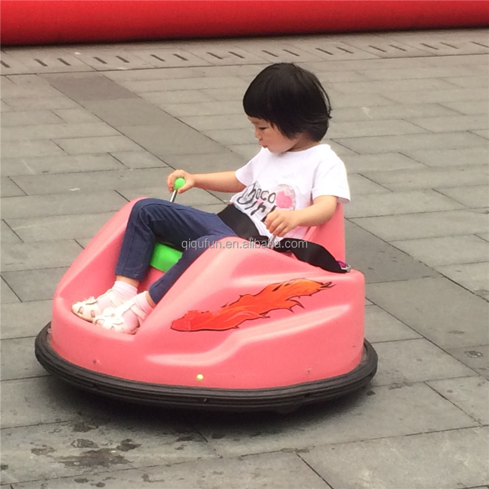 Family Toys Small Bumper Cars For Kiddie Rides