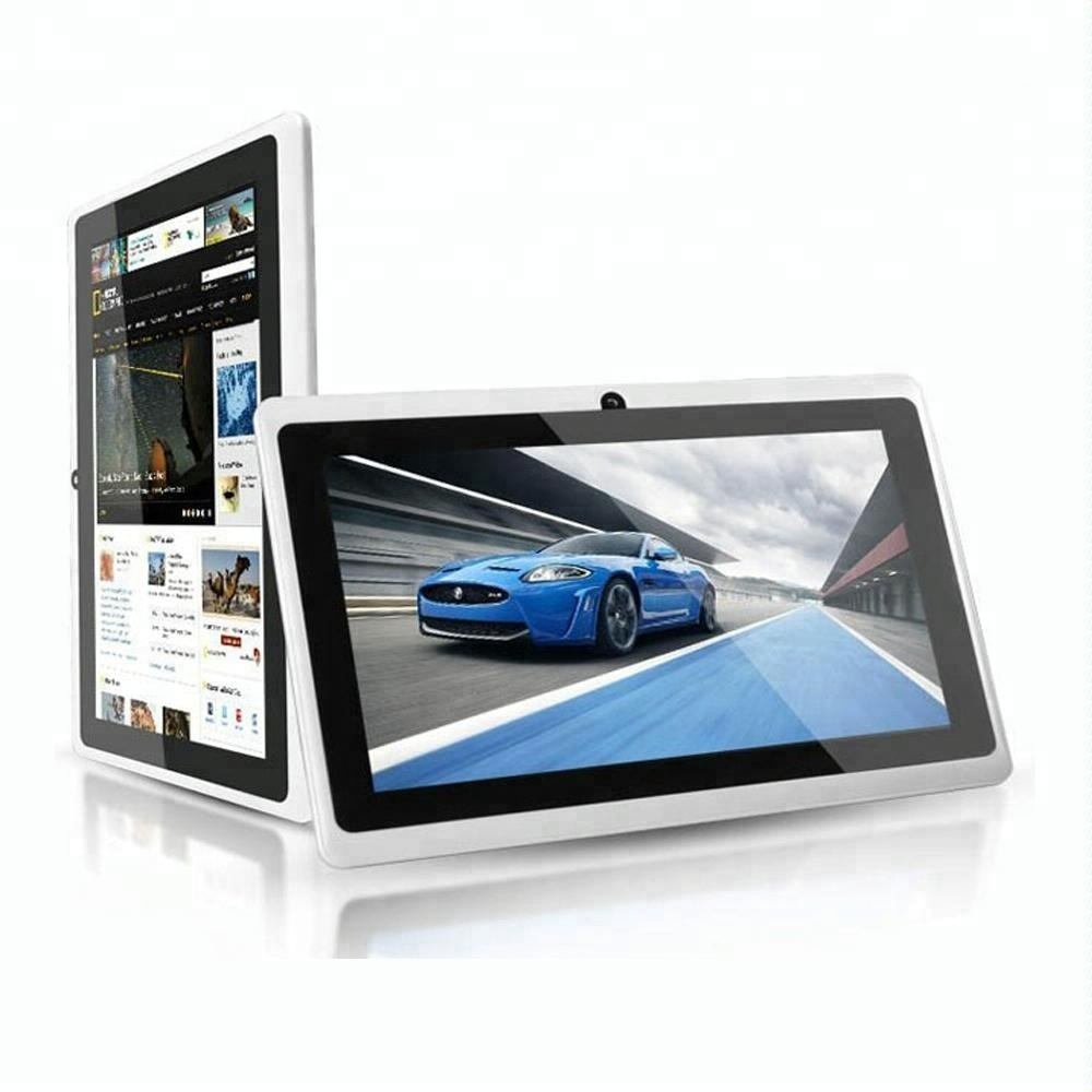 Cheap tablet 7 inch quad core android 4.4 A33 super smart pad q88 tablet pc
