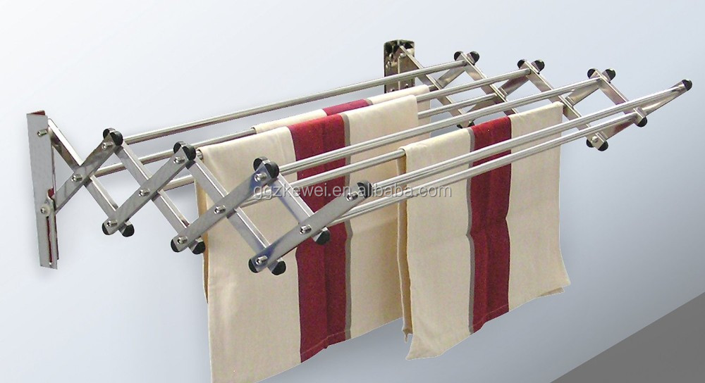 Wall mounted rack wholesale , 8 rods ,  towel rack VP8