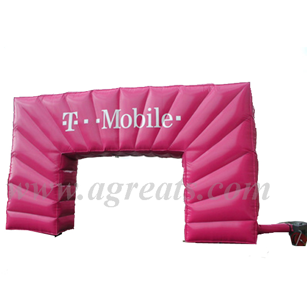 Giant inflatable wedding arch custom inflatable arches for sale S5009