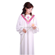 women's clergy robes with cross doctoral clergy robes