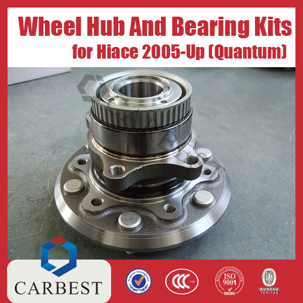 High Quality Engine Parts Wheel Hub And Bearing Kits for Toyota Hiace 2005-Up Quantum