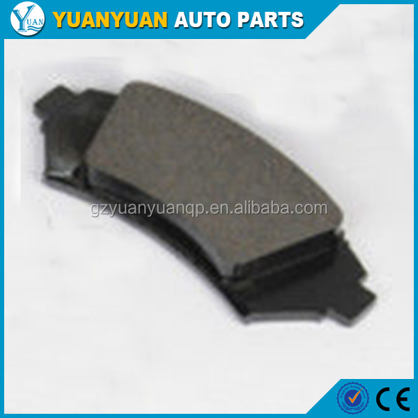 spare parts car 19152666 18029828 front brake pad for chevrolet impala 2001 - 2005