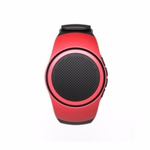 Portable Hi-fi Bluetooth Wireless Bluetooth Speakers Watch Style Subwoofer Stereo Universal Mini Speaker