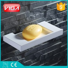 stainless steel beautiful soap dish for shell soap