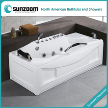 SUNZOOM cUPC 2 person jetted tub shower combo,sexy tub,sex tub in bath