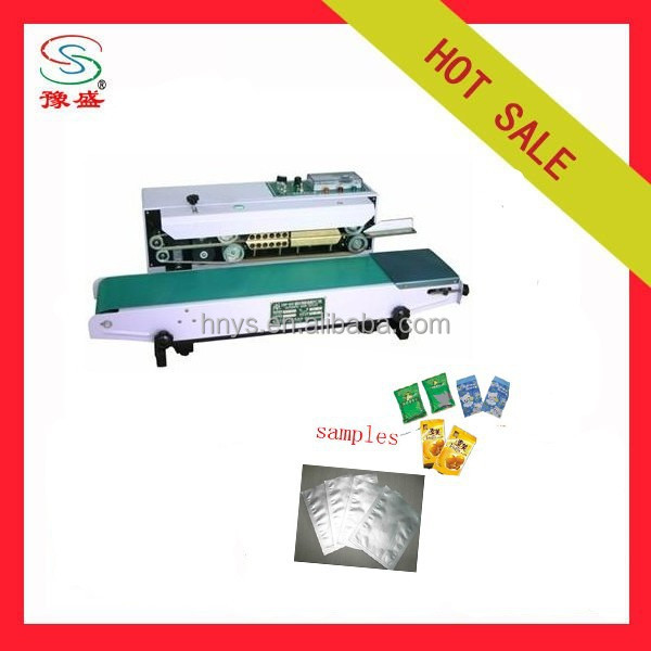 Widely used battery heat sealing machine