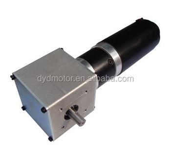 12v 24v Dc Planetary Right Angle Gear Motor View Dc
