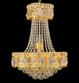 2015 crystal golden pendant lamp/lighting Gold chandelier with clear crystal ball & English gold metal pendant light CR5205